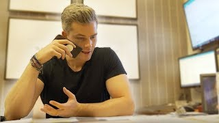 YOUR DAY STARTS WITH THE NIGHT BEFORE | Ryan Serhant Vlog #008