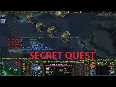 wc3 dota sun wukong s genuine monkey king bar secret quest dota2