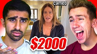 Download My $2000 Video Message from Caitlyn Jenner