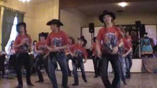 Oh Suzanna-Line Dance