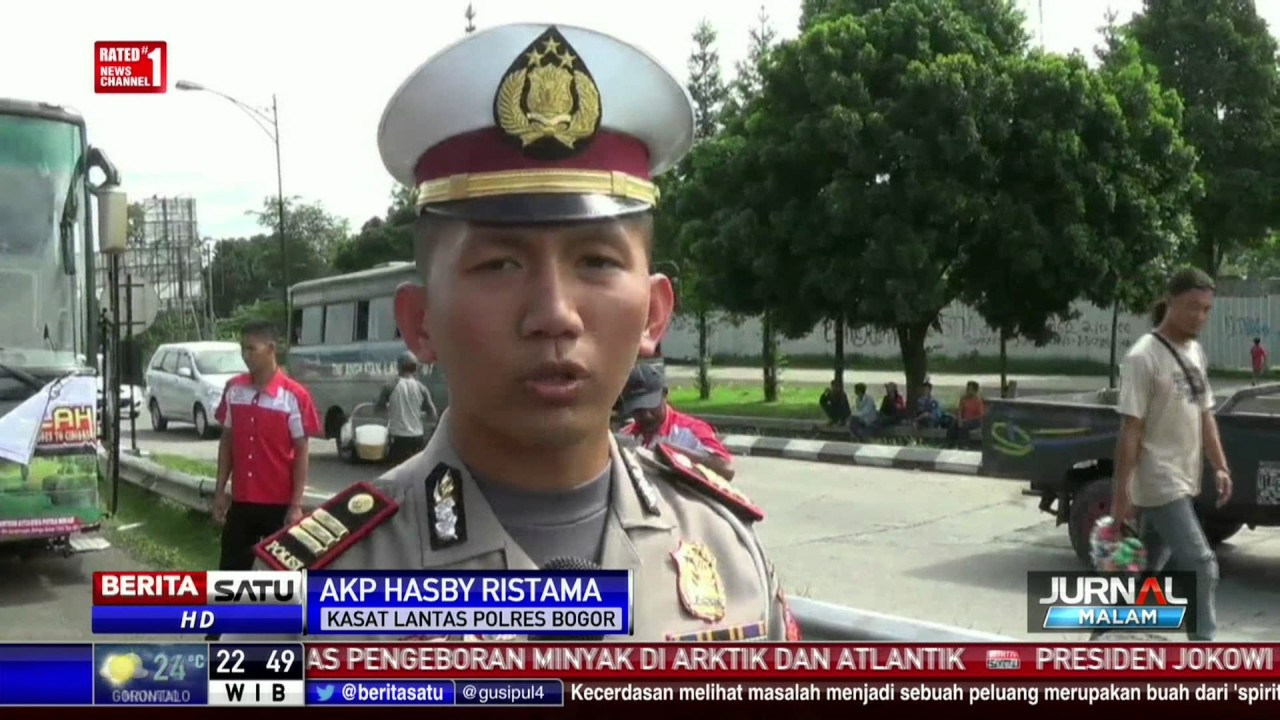 Image result for Kasat Lantas Polres Bogor AKP Hasby Ristama