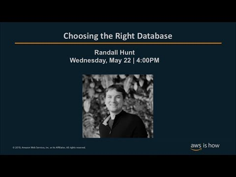 Choosing The Right Database