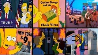 The Simpsons'ın Gerçekleşen İnanılmaz Öngörüleri - Ahmet Çağrı TV