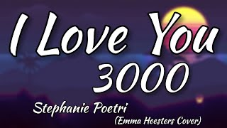Stephanie Poetri - I Love You 3000 Emma Heesters Cover