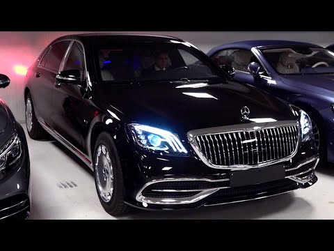 2020 Mercedes Maybach S650 GUARD - V12 Full Review Interior Exterior Security