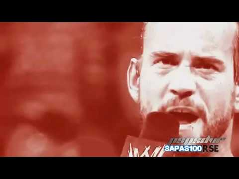 CM Punk ROH theme - Miseria Cantare (Female Edit)