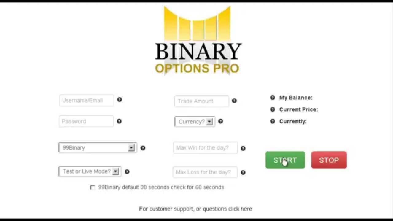 Binary Options Pro