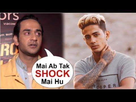 Vikas Gupta's EMOTIONAL Reaction On Danish Zehen's Car Accident At Khatron Ke Khiladi Show Launch