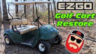 625cc EzGo Restoration Ep1