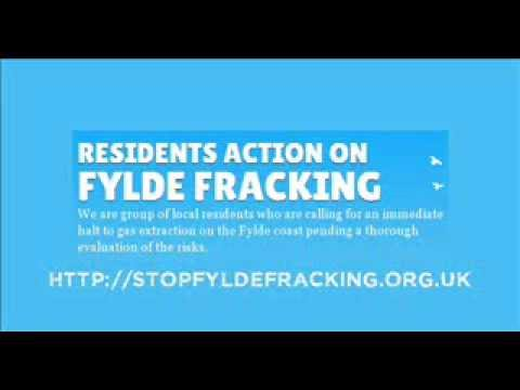 Mike Hill on Fracking Regulation at RAFF meeting - Lytham 29-04-12