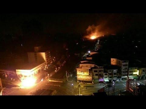 Taiwan Gas Blasts: Massive Gas Explosions Kill 24, Injure 271 In Taiwan [VIDEO]