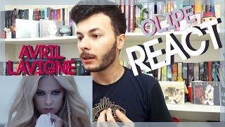 REACT: reagindo ao VÍDEO CLIPE de Head Above Water da Avril Lavigne | Canal Luckyficious Video