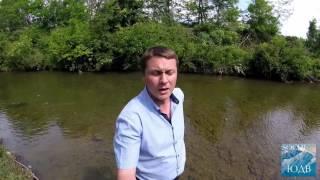 Чем опасна река в Дагомысе?  SOCHI-ЮДВ   Недвижимость Cочи   ЖК Сочи