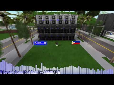 Diovany Saquibal Remix - LAMBADA