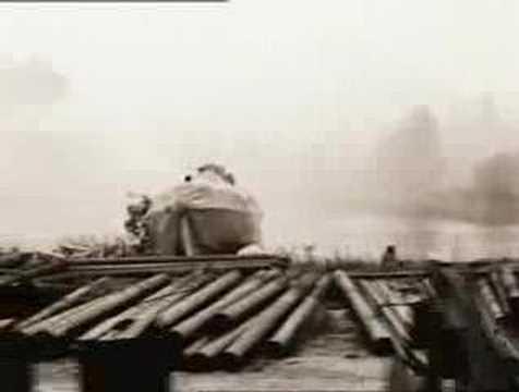 Stalker - Tarkovsky railroad sequence en streaming