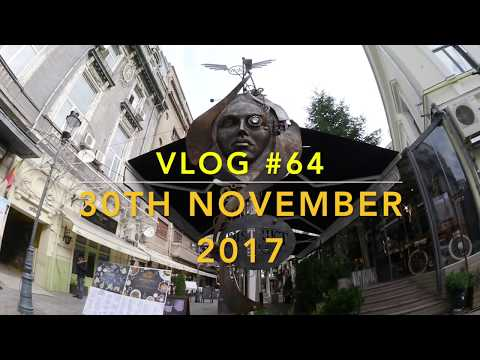 Vlog #64 - when in Bucharest