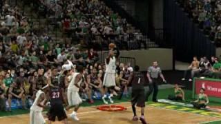NBA 2k9(PC)自製Hightlight