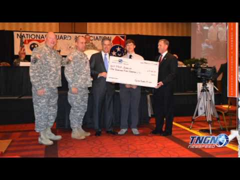 National Guard Association of Tennessee holds 85th Annual Conference