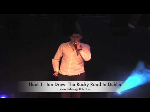 The Rocky Road to Dublin - Dublins Got Talent 2010