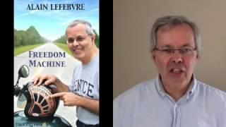Annonce de la seconde édition de mon livre Freedom Machine