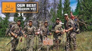 PACKING OUT A BIG BULL IN MONTANA -EP 31- BEST SEASON YET