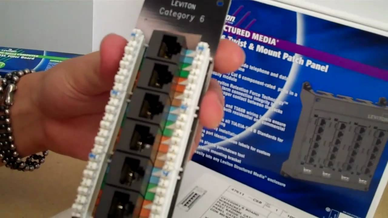 cat6 home wiring wiring diagram schematics ethernet cable wiring house with cat6 wiring [ 1280 x 720 Pixel ]