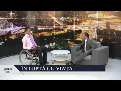 Știrea cea bună - În luptă cu viața - Horațiu Adrian Oțel și Cornel Dărvășan