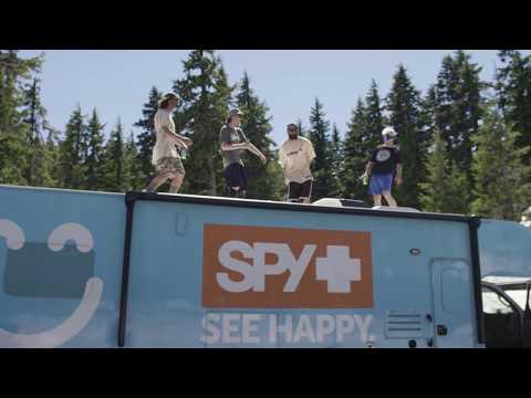 SPY Squad Skis Mt Bachelor – See Happy