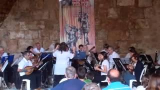 תזמורת מצלול בפסטיבל יחיעם ספטמבר 2013 - מנצחת נינה לבינסון