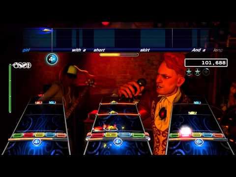 Игра Rock Band 4 поступит в продажу в 3 разных вариантах комплектации