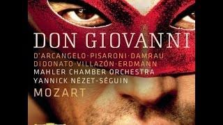 Don Giovanni (CD3) - D'Arcangelo, Pisaroni, Damrau, DiDonato, Villazon, Erdmann