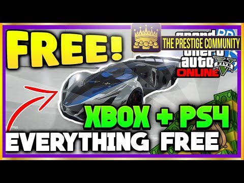 *XBOX ONE & PS4* NEW *SOLO* ''EVERYTHING FOR FREE GLITCH'' GTA 5 Director Mode SP To Mp Glitch 1.41!