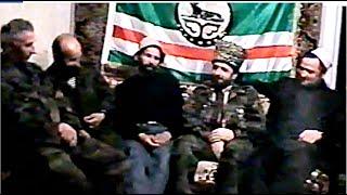 Яндарбиев,Масхадов,Кадыров,Басаев,..Махкеты,20 май 1996 год.Фильм Саид-Селима.VTS 02 1