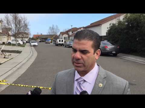 Deputy explains officer-involved shooting in south Sacramento County