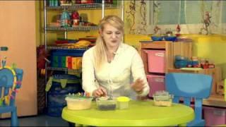 Как готовить руку ребенка к письму