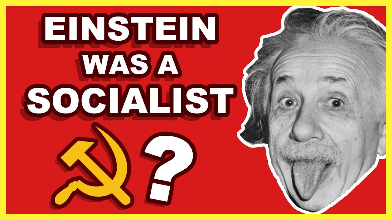 Why Socialism By Albert Einstein Summary And Quotes Youtube