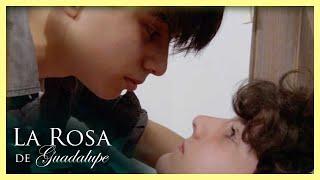 La Rosa de Guadalupe: ¡Armando y Joaquín son descubiertos besándose!   Los arcoíris si existen