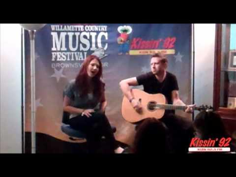 KIZN - Katie Armiger Acoustic Showcase Part 1