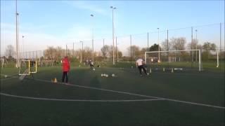 SK St. Niklaas Goalkeepertraining (20/04/2015)