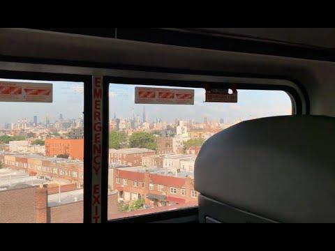 Train Love • NYC To Hartford  • LIRR/Amtrak/CT Rail • July 2019
