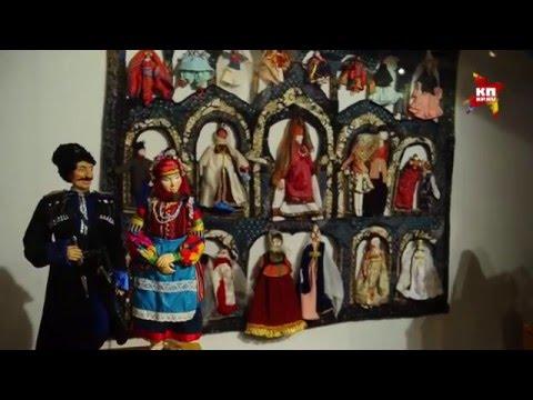 В Москве прошла Всероссийская выставка «Кукла в национальном костюме»