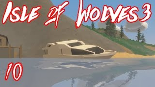 """Modded Yacht FAIL!!"" -- UNTURNED Isle of Wolves 3 (Custom Map Gameplay)"