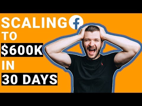 $600K in 30 days On Facebook Ads - Lessons To Learn