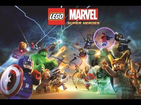 LEGO Marvel Super Heroes - [Parte 2] - Guía Completa Español