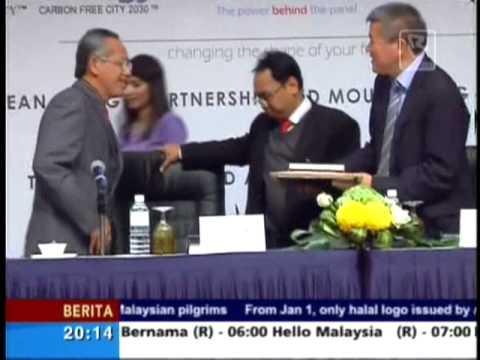 Masers Energy Bernama News 28 September 2011