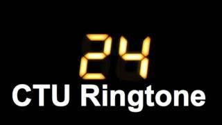 24 CTU Ringtone