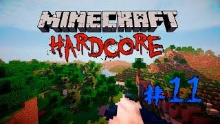 Minecraft Хардкор Сумеречный лес #11