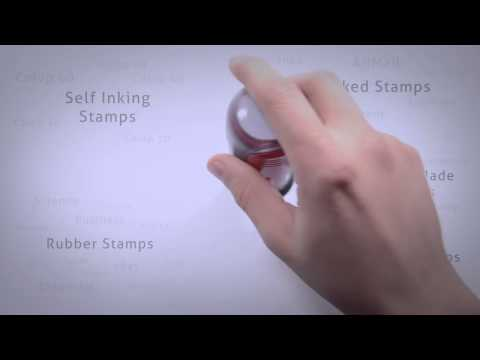 Adams Rubber Stamps - Melbourne Victoria