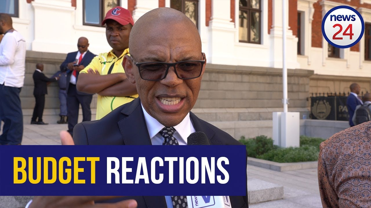WATCH | Reactions to #Budget2020 and the proposed R160.2 billion cut to state wage bill - News24