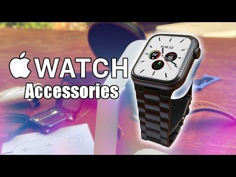 Best Apple Watch Series 5 & 4 MUST HAVE Accessories
